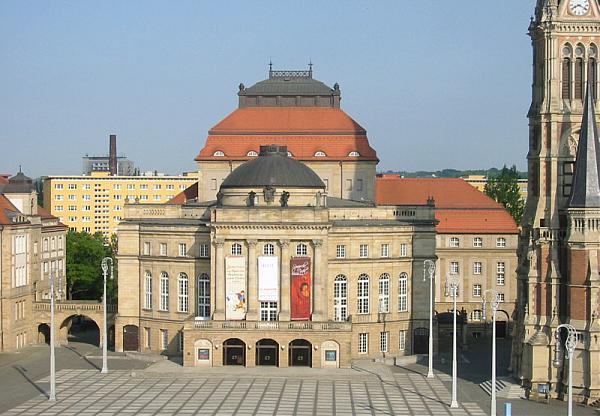Chemnitz Opera House Chemnitz
