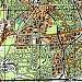 Здесь находился район частной застройки поселка Болшево в городе Королёв