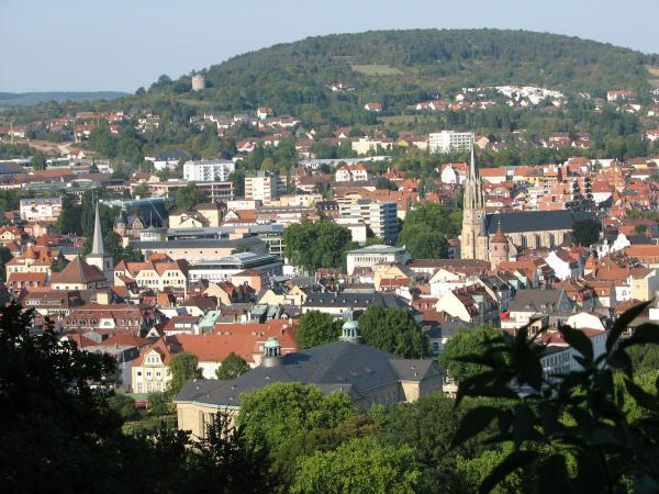 Bad Kissingen Germany  city pictures gallery : Bad Kissingen Spa center Bad Kissingen