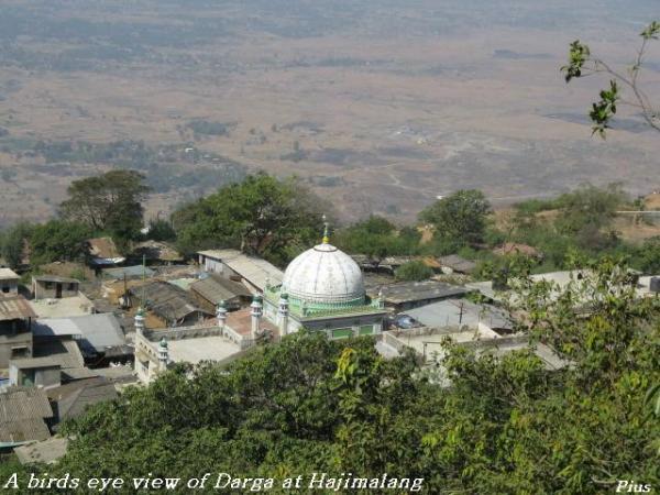 Haji Malang Dargah