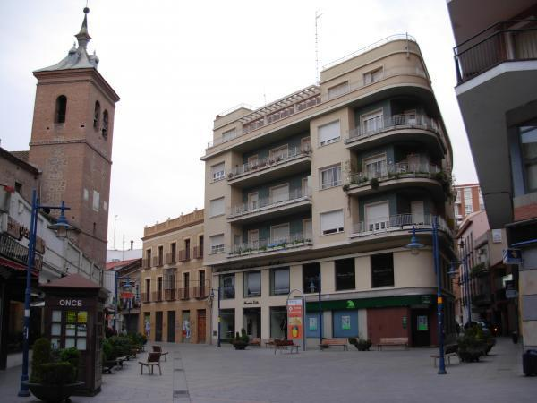 Calle san francisco talavera de la reina for Calle prado 8 talavera dela reina