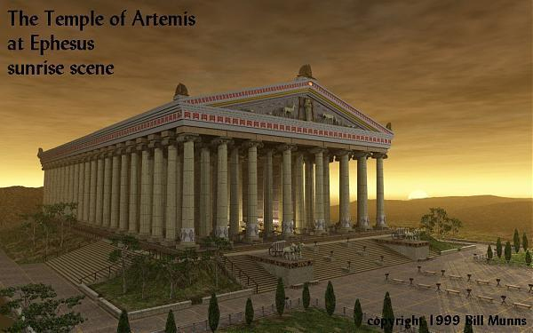 Artemis Tapınağı , izmir