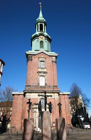 Сhurch Of St George Hamburg