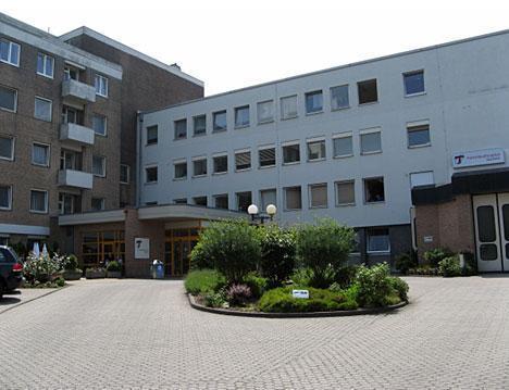 Krankenhaus St Franziskus
