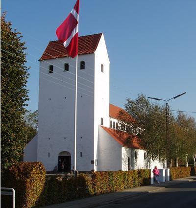 Johannes Kirken - Brørup