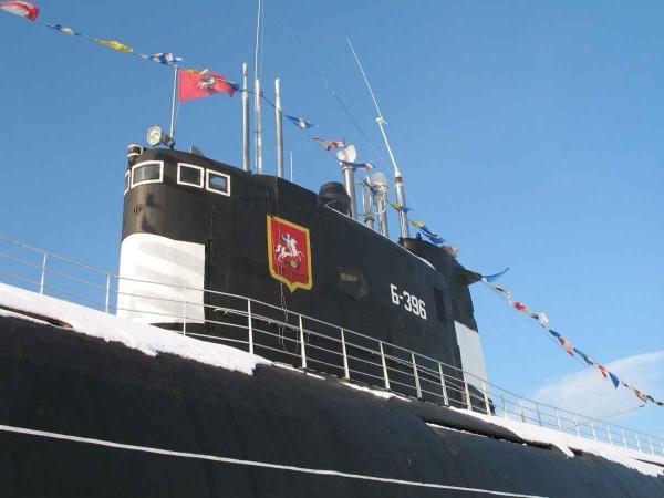 Подводная лодка новосибирский