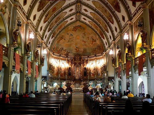 San Beda College - Manila