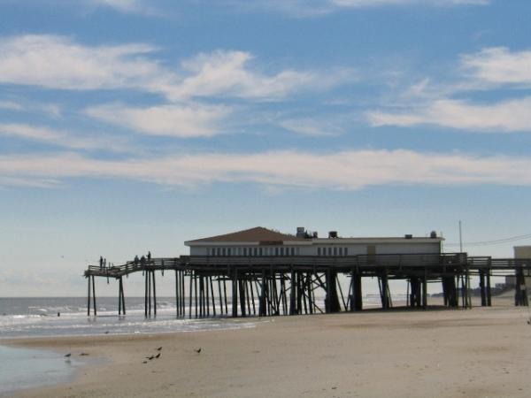 Jennette s pier for Jennette s fishing pier