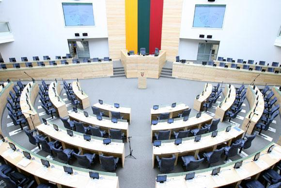 Parlament In Litauen