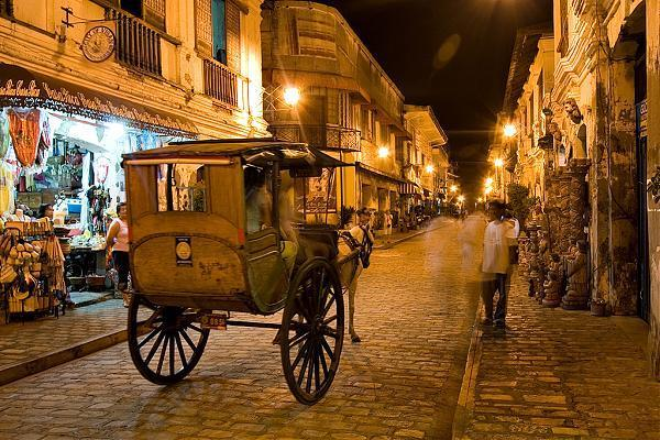 vigan on world heritage list It is now considered as a unesco world heritage site we managed to see all the beautiful highlights in our half-day tour top 7 places we visited in vigan.