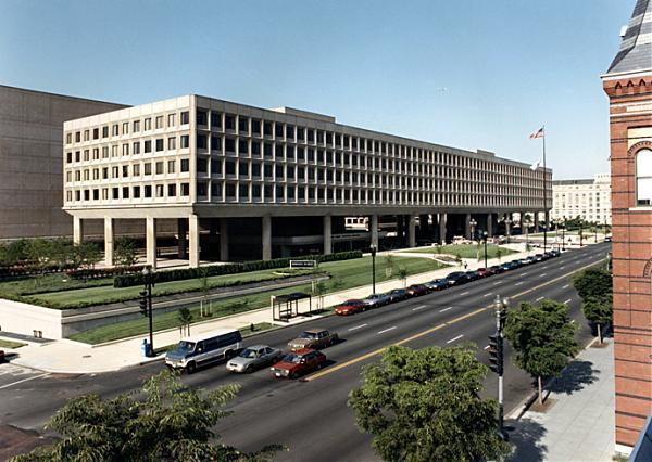 James V Forrestal Building Washington D C Office