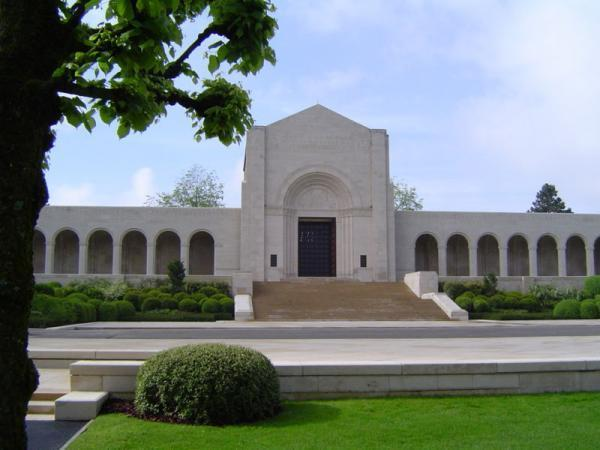 Meuse-Argonne American Cemetery - Wikipedia