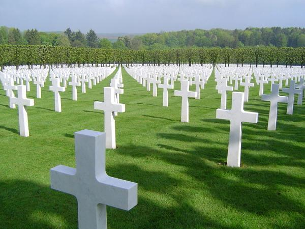 Meuse-Argonne American Cemetery and Memorial - YouTube
