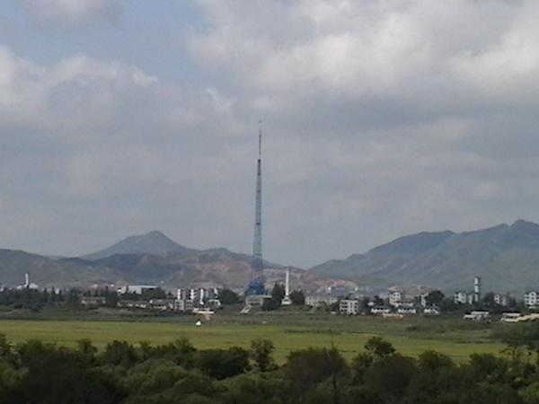 Потемкинские деревни ибункеры корейской демилитаризованной зоны