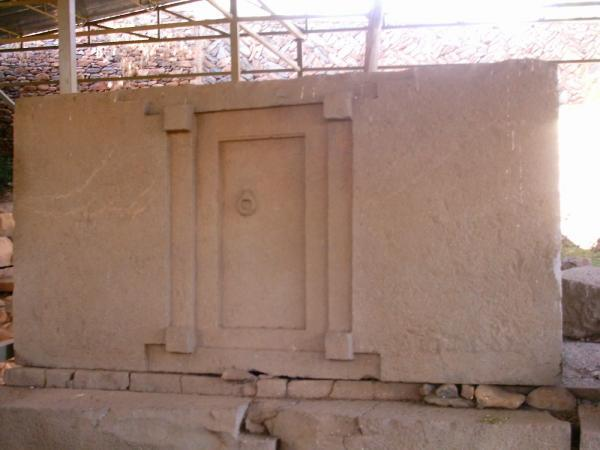 Tomb Of The False Door