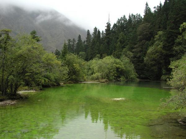 黄龍風景区の画像 p1_5