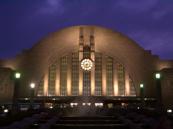 Cincinnati Museum Center At Union Terminal Cincinnati Ohio
