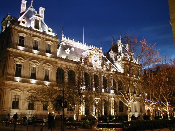 Palais de la bourse chambre du commerce et de l 39 industrie de lyon lyon - Chambre du commerce et de l industrie nice ...