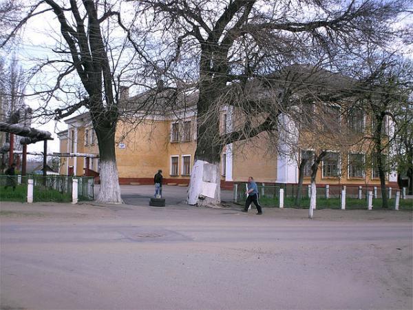 Мелитопольская вечерняя школа 1