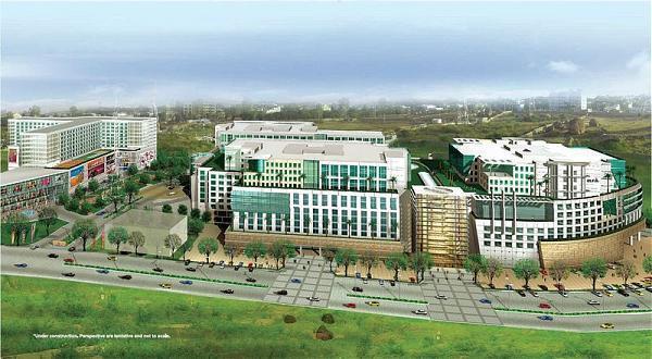 Dlf Cyber City Hyderabad Map