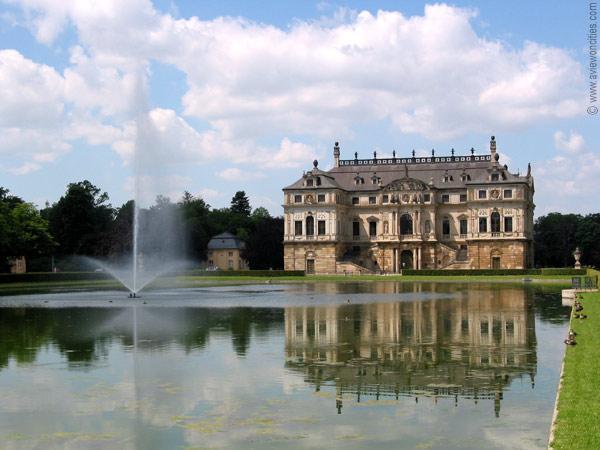 Palais Im Gro 223 En Garten Dresden