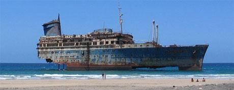 ss American Star 1994 ss American Star Shipwreck