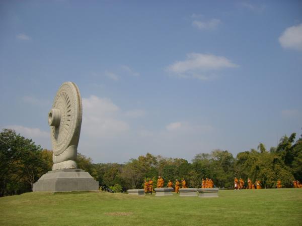プッタモントン(仏教)公園