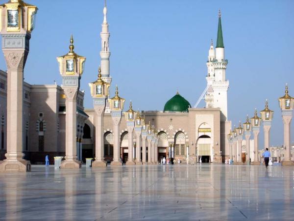 moskeen i medina