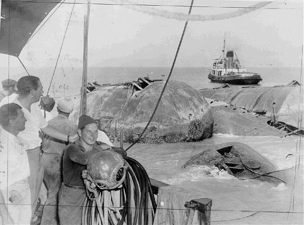 1947 Ramdas ship disaster