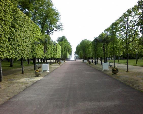 Parc de blossac poitiers centre ville - Petit jardin luxuriant poitiers ...
