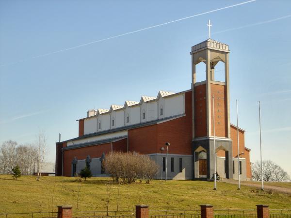 Kelton suomalainen kirkko  Kolpina