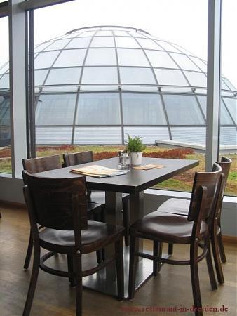 Sky Das Restaurant Im Kugelhaus Dresden
