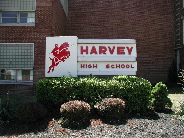 Former Location Of Thomas W Harvey High School