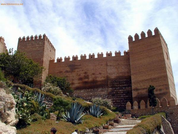 6 Easy Facts About Alcazaba Of Almería Explained