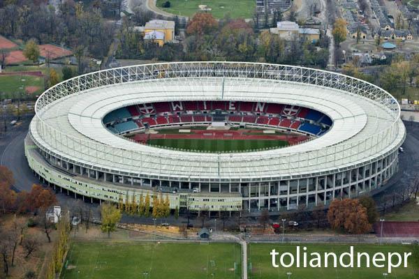 Ernst Happel Stadion Vienna