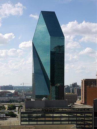 Fountain Place Dallas Texas