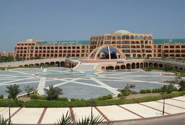 Egypt.  Комплекс Golden Five City Hotels & Beach Resort включает 8 отелей: Al Mas Palace 5*, Emerald 5...
