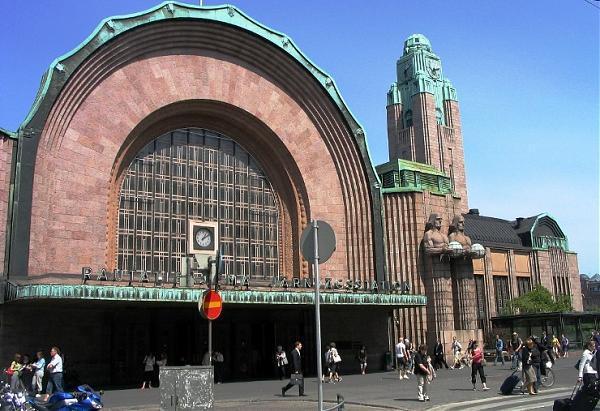 Helsingin Rautatieasema