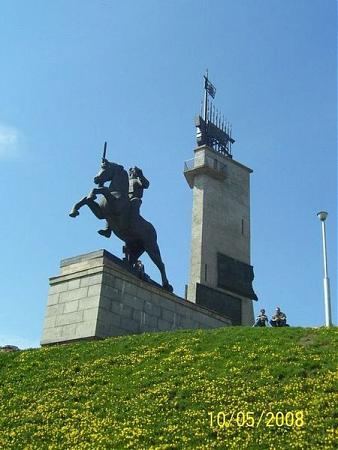 Victory Monument - Veliky Novgorod
