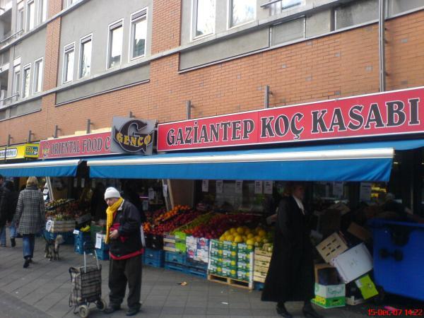 genco oriental food centre gaziantep ko kasab amsterdam