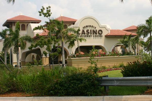 Gambling coconut creek