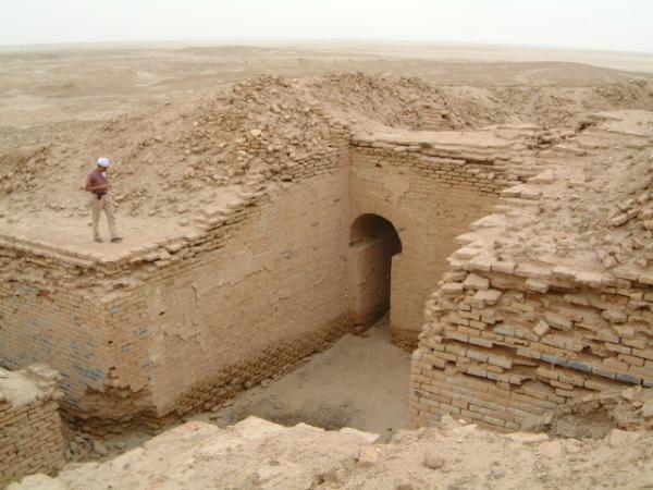Akkadian Empire Real Buildings