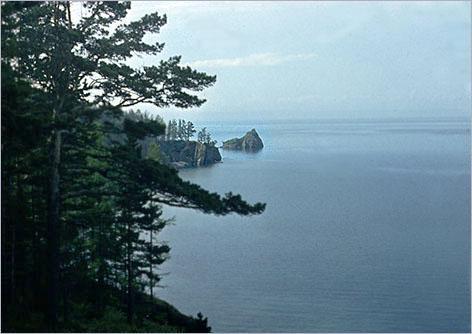 Озеро вода объект всемирного