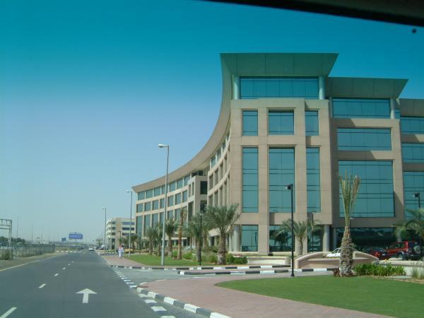 Emarat Atrium Building Dubai
