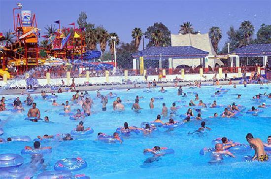 Wet N Wild Palm Springs Palm Springs California