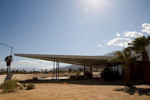 Tramway Gas Station Palm Springs Visitor Center Palm