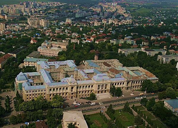 Alexandru ioan cuza university of iasi romania webcam