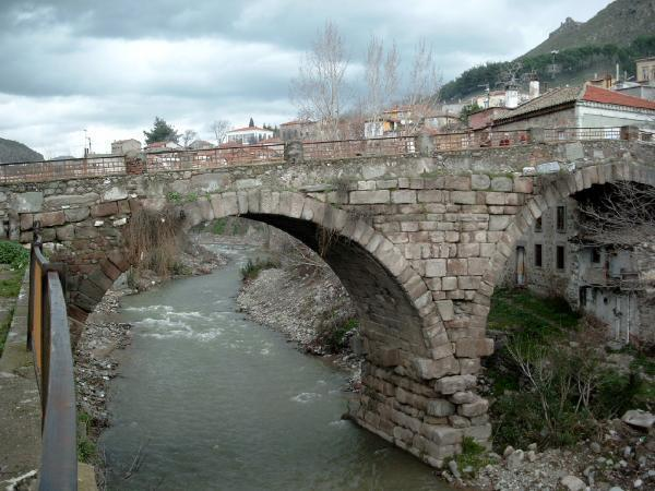 Pergamon Bridge