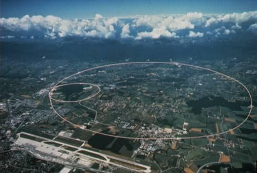 CERN - 大型ハドロン衝突型加速...