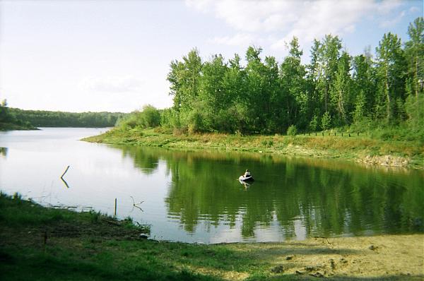 Chickakoo Lake Recreation Area